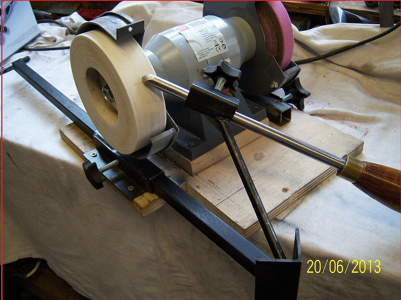Sgorbiatura dello scalpello jig