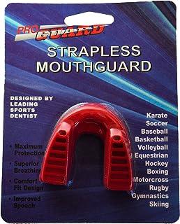 Proguard Professionnel sans Bretelles Protège-Dents Red 9002RD