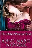 The Duke's Promised Bride (Damsels in Breeches Regency Series Book 4)