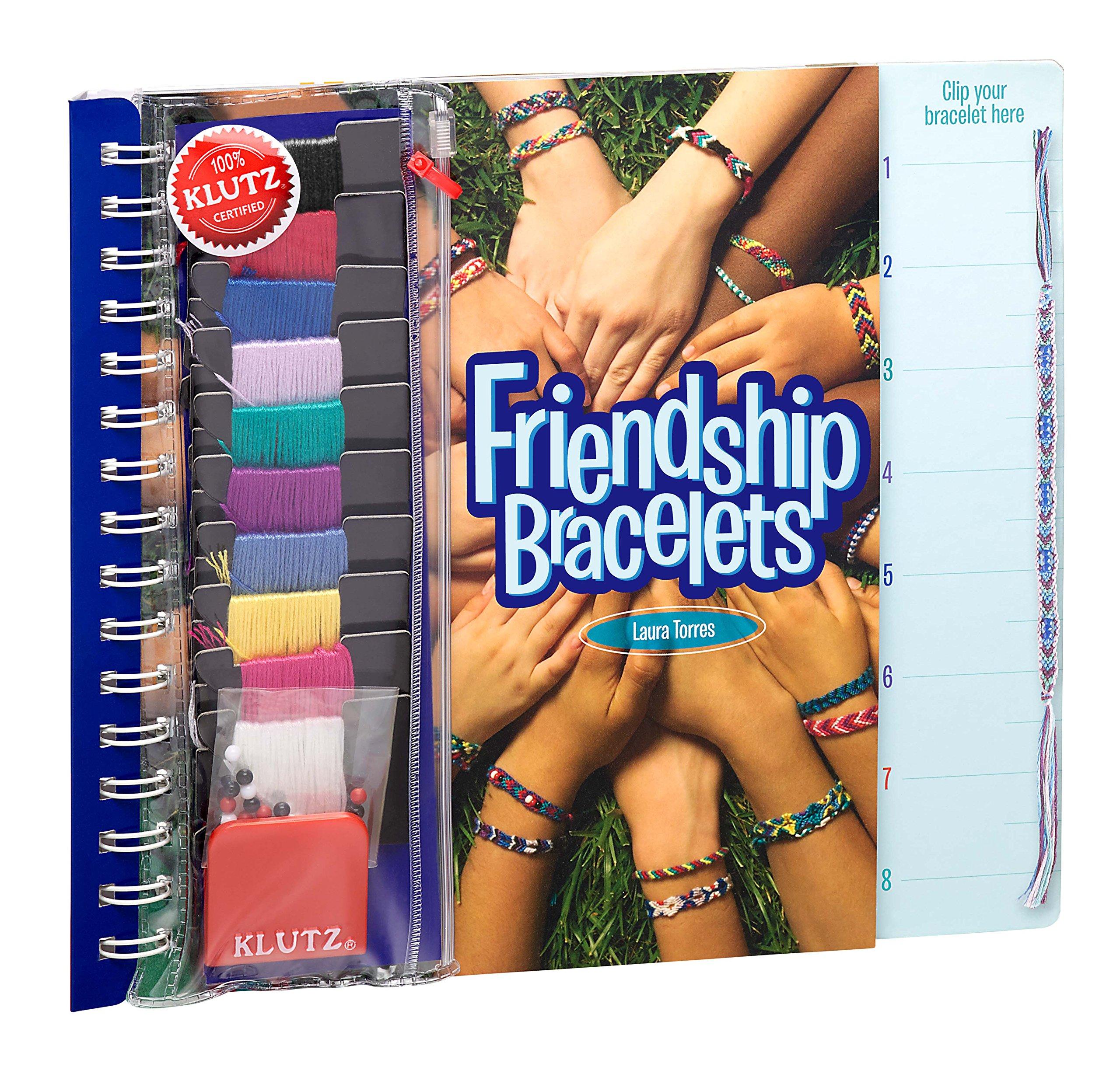 Klutz Friendship Bracelets Craft Kit by Klutz