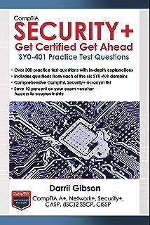 Amazon comptia security get certified get ahead sy0 401 comptia security get certified get ahead sy0 401 practice test questions fandeluxe Gallery