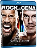 Wwe 2012 Rock Vs. John Cena  O [Blu-ray]