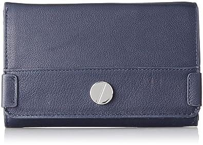 Liebeskind Berlin Damen Ricorkw8 Ring Geldbörse, Blau (Navy Blue), 3.0x10. 9d0894120d