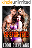 Shared by the Firefighters: An MFM Firefighter Novella