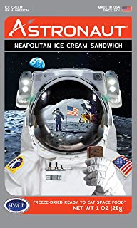 product image for Backpacker's Pantry Astronaut Ice Cream Neapolitan Sandwich, 1 Serving