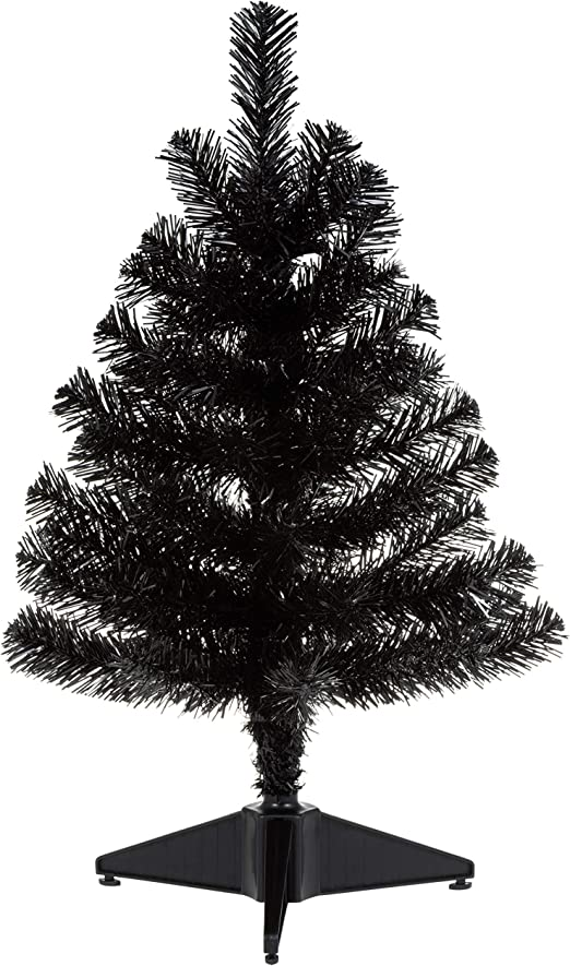 Black Christmas Tree 2020 Amazon.com: Hallmark Keepsake 2020, Miniature Black Christmas Tree