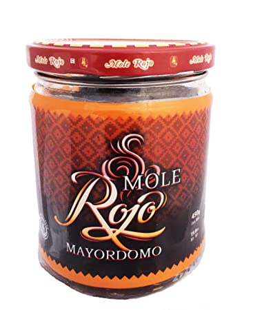 Mole Rojo Mayordomo 450 gr (Red Mole)