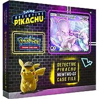 Pokemon TCG Detective Pikachu Mewtwo Gx Case File