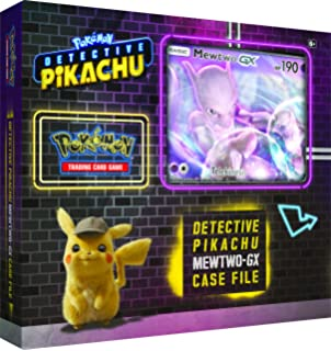 Amazon.com: Detective Pikachu Greninja-Gx Case File: Pokemon ...