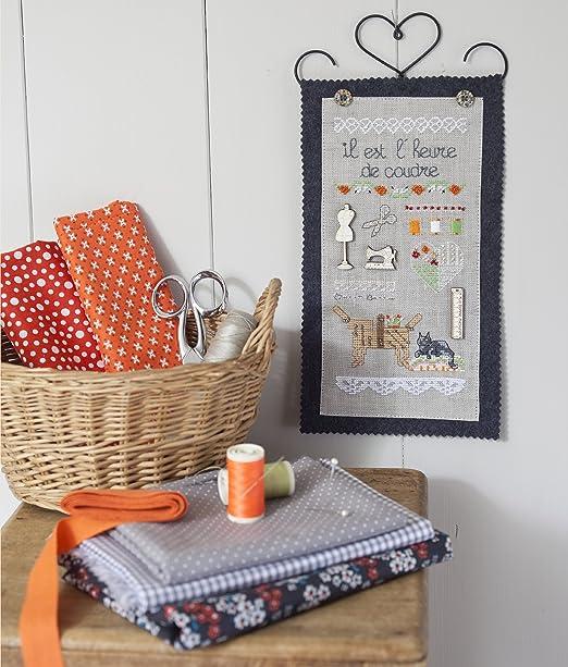 Amazon.com: Mon atelier Perles et point de croix (French Edition): Toys & Games