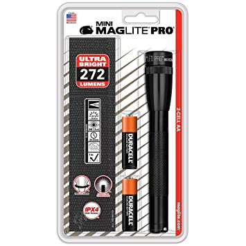 Review Maglite Mini PRO LED
