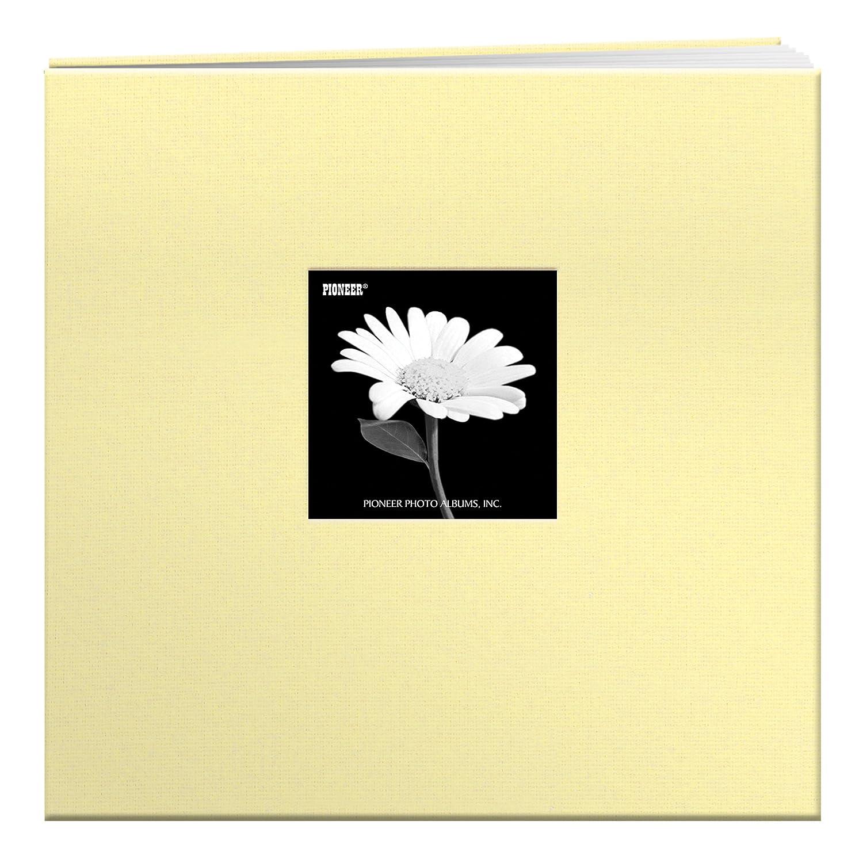 Pioneer 023602636538 12-Inch Fabric Frame Scrapbook, Wildberry Purple, 12x12 12x12 MB10CBFN-WP