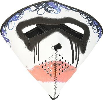 Zan Headgear Trickster Full Face Neoprene Mask Motorcycle Apparel