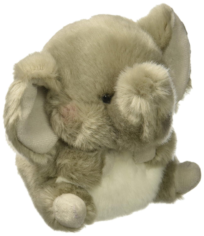 Aurora World Rolly Pet Trumpeter Elephant Plush Inc 16826