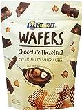 ジュリーズ キューブウエハースヘーゼルナッツチョコレート袋 150g