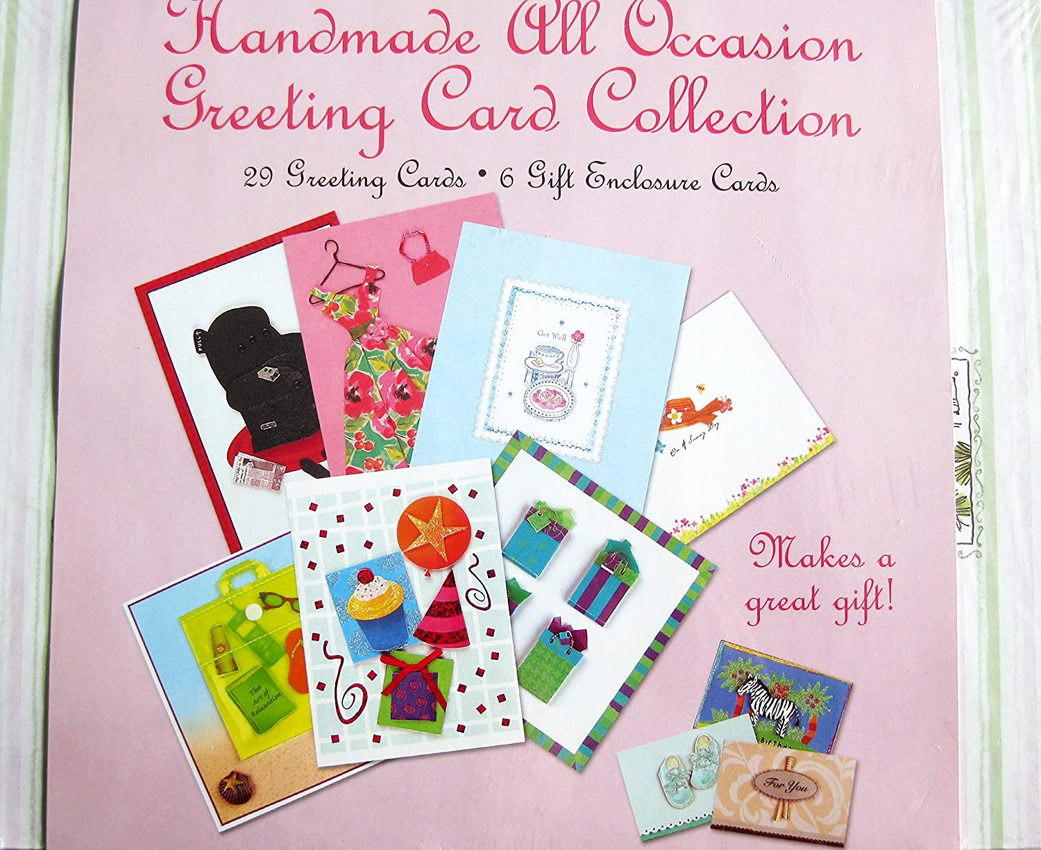 Amazon Handmade All Occasion Greeting Card Collection