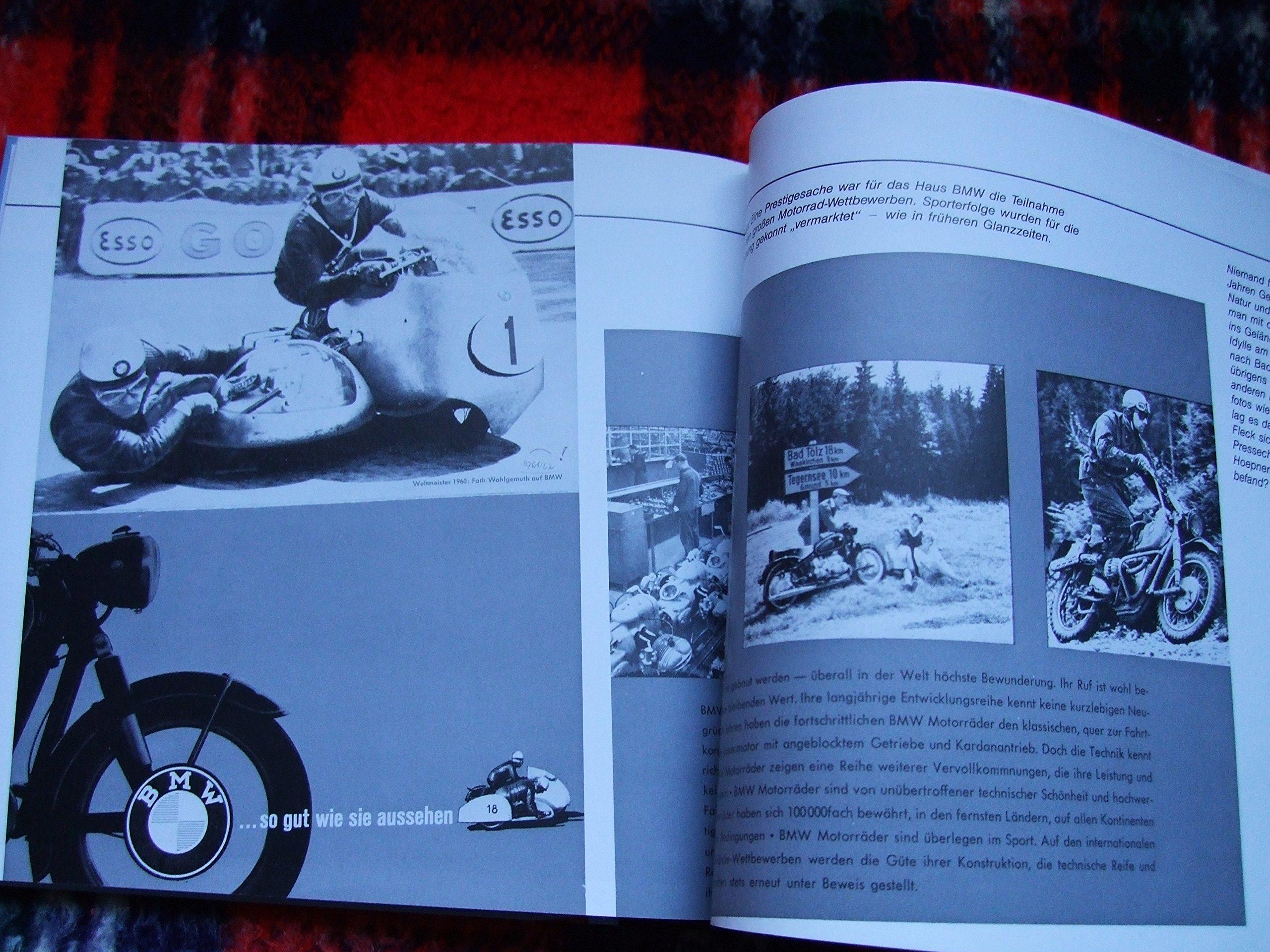 Len Klassisches Design bmw motorräder motorrader einzylinder r24 bis r27 1949 67 eine