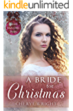 A Bride for Christmas (Spinster Mail-Order Brides Book 2)