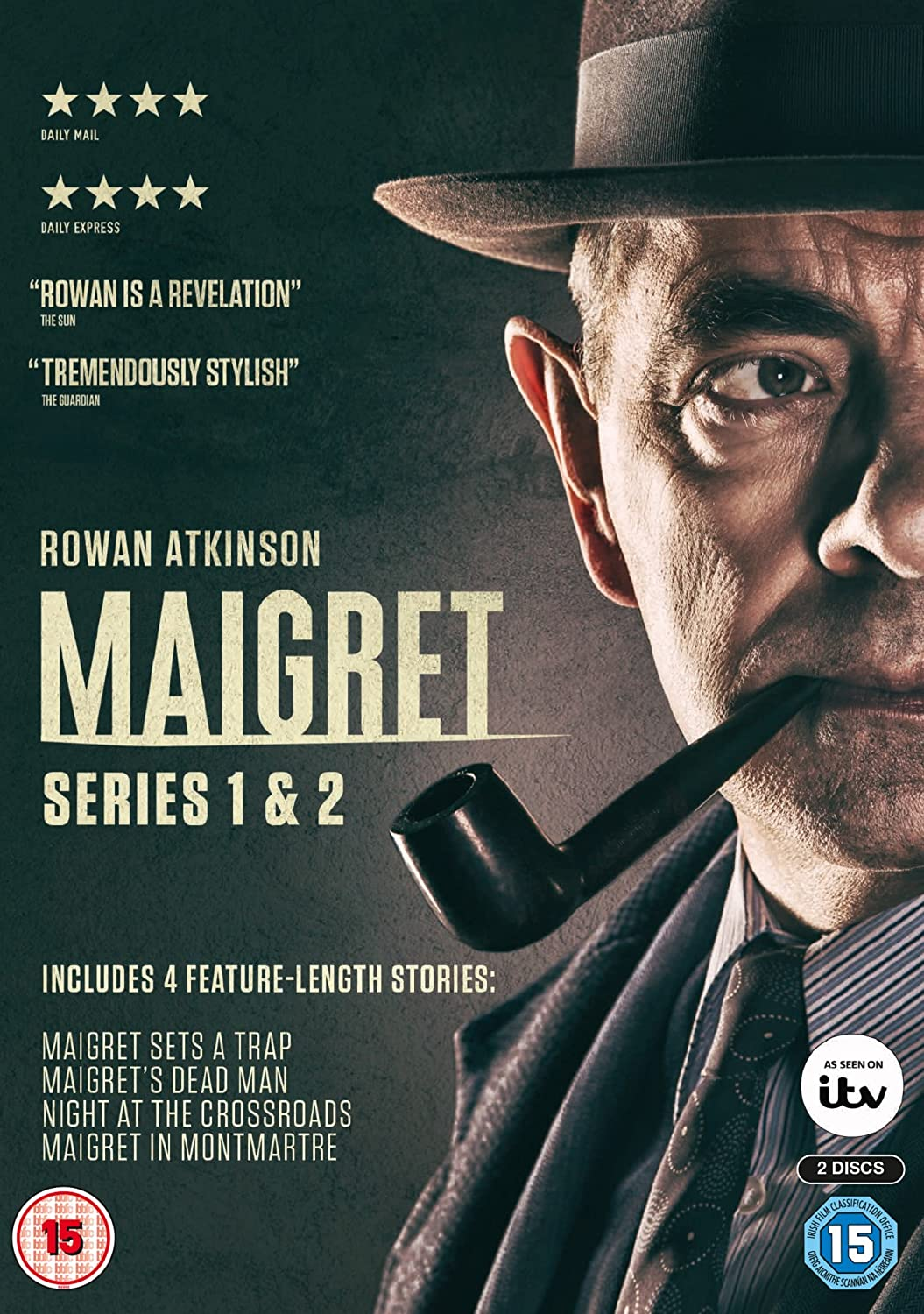 Maigret: The Complete Collection
