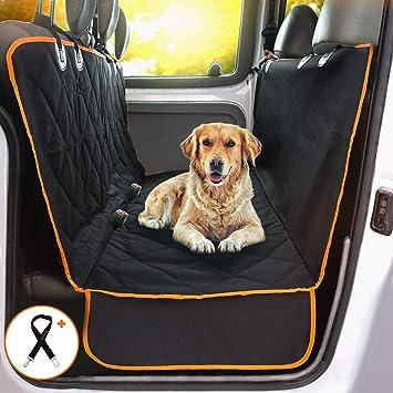 Amazon.com: Doggie World - Funda para asiento de coche para ...