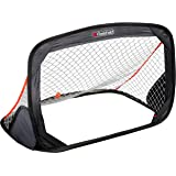 FastFold Large Pop Up Goal Football Post Net Training Soccer Outdoor Garden Toy