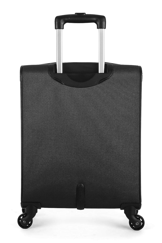 55 Cm Black Black Valise Noir Antler Salisbury Exclusive Cabin liters 34 L
