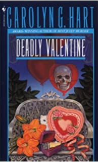 Deadly Valentine (Death on Demand, #6), Carolyn Hart