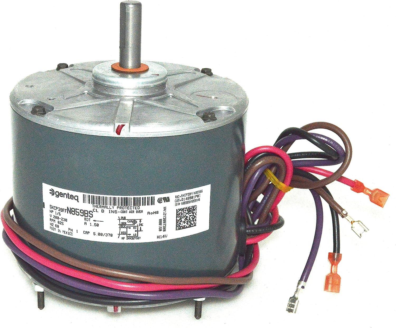 [ZHKZ_3066]  Trane Condenser Fan Motor 1/5 HP MOT3420 MOT03420 - - Amazon.com | Outside Ac Fan Motor Wiring N859bs |  | Amazon.com