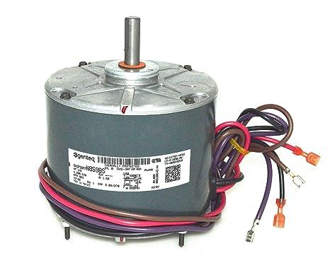 Trane Condenser Fan Motor 1/5 HP MOT3420 MOT03420 on