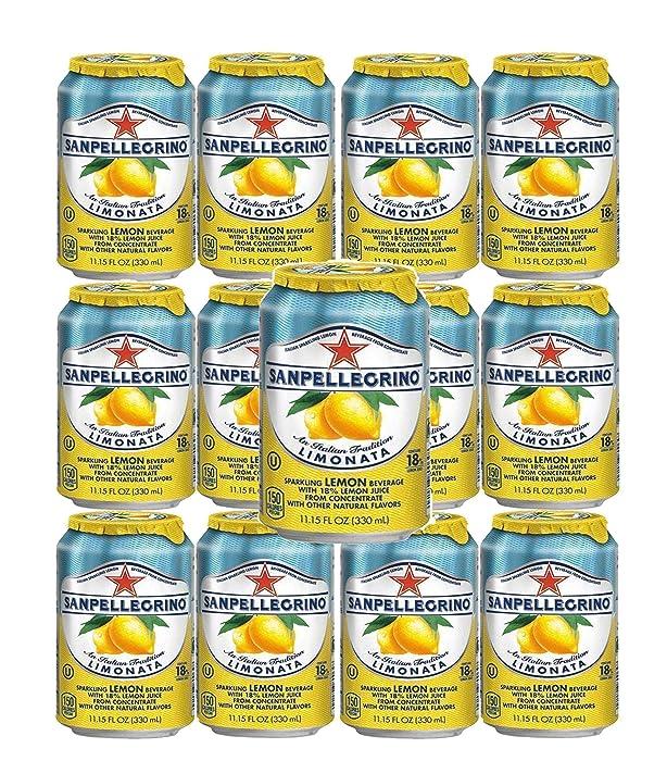 Top 10 Limonata Sparkling Lemon Beverage