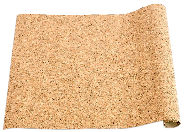 efco Granulo Cork Paper, sughero, marrone, 100x 50cm 3370102