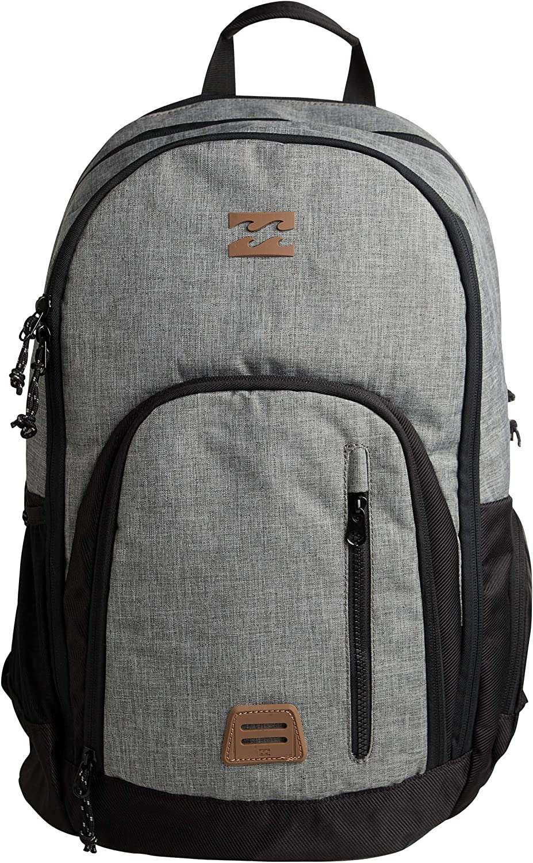 Mochila Billabong Command 31L Backpack - Grey Heather