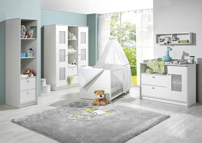 Geuther Children/'s Nursery Storage Shelf Unit Sol