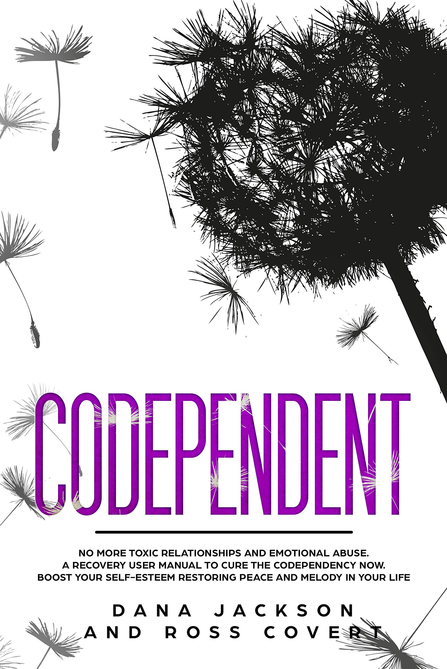 Codependent  No More Toxic Relationships And Emotional Abuse. A Recovery User Manual To Cure Codependency Now. Boost Your Self Esteem Restoring Peace And Melody In Your Life  English Edition