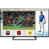 Panasonic TX-50AS500B 50-inch Widescreen 1080p Full HD Smart LED TV with Built-In Wi-Fi and Freeview (New for 2014) (discontinued by manufacturer)