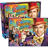 Willy Wonka Collage Puzzle, 1000 Piece