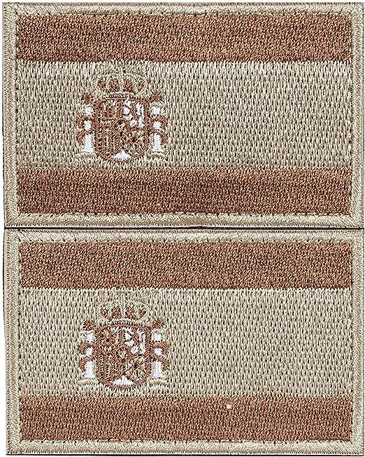 2 x Parche España Parches Velcro España Español Bandera Táctico ...