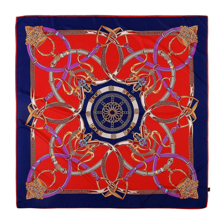 100%silk,premium handmade scarf,47x47 inches,120x120 cm