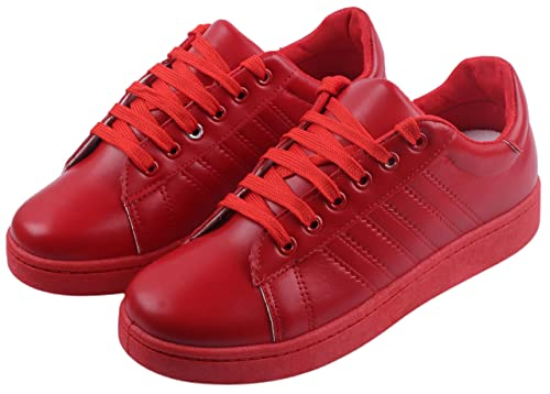 82ca01249d80 Irsoe CASSIEY Red Outdoor Shoes