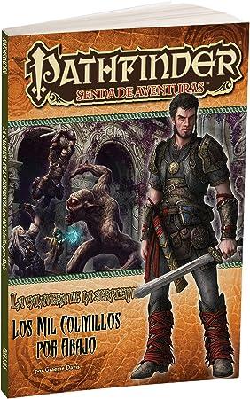 Pathfinder - La calavera de la serpiente: Los mil colmillos por abajo (Devir PFCASE5): Amazon.es: Juguetes y juegos