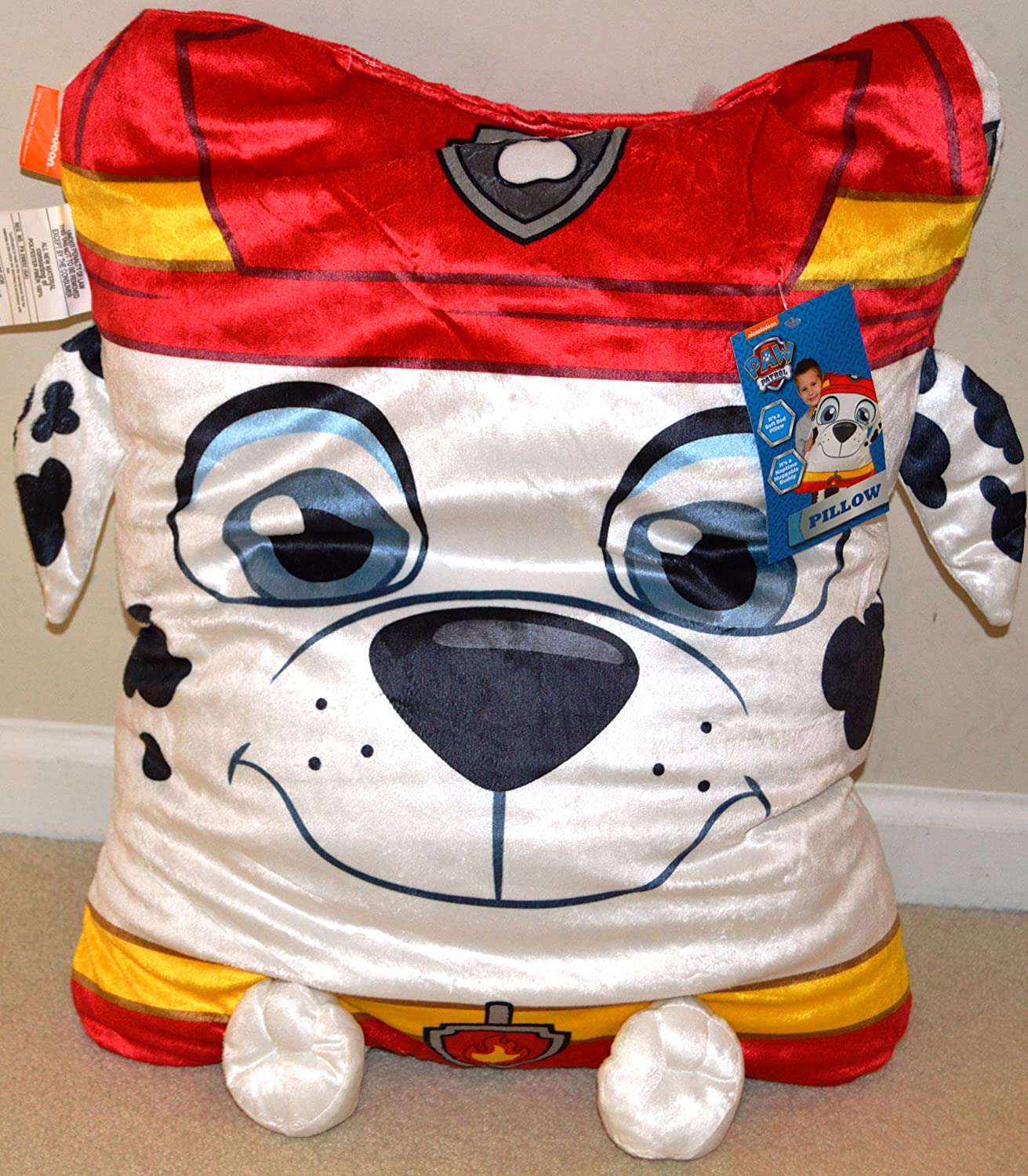 Nickelodeon's Paw Patrol Marshall 3D Pillow Buddy Franko