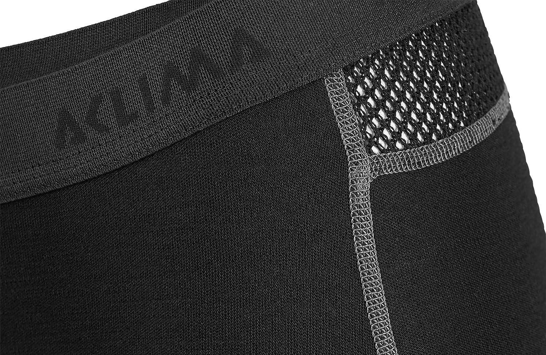 ACLIMA WoolNet Noir 2019 sous-vêtement