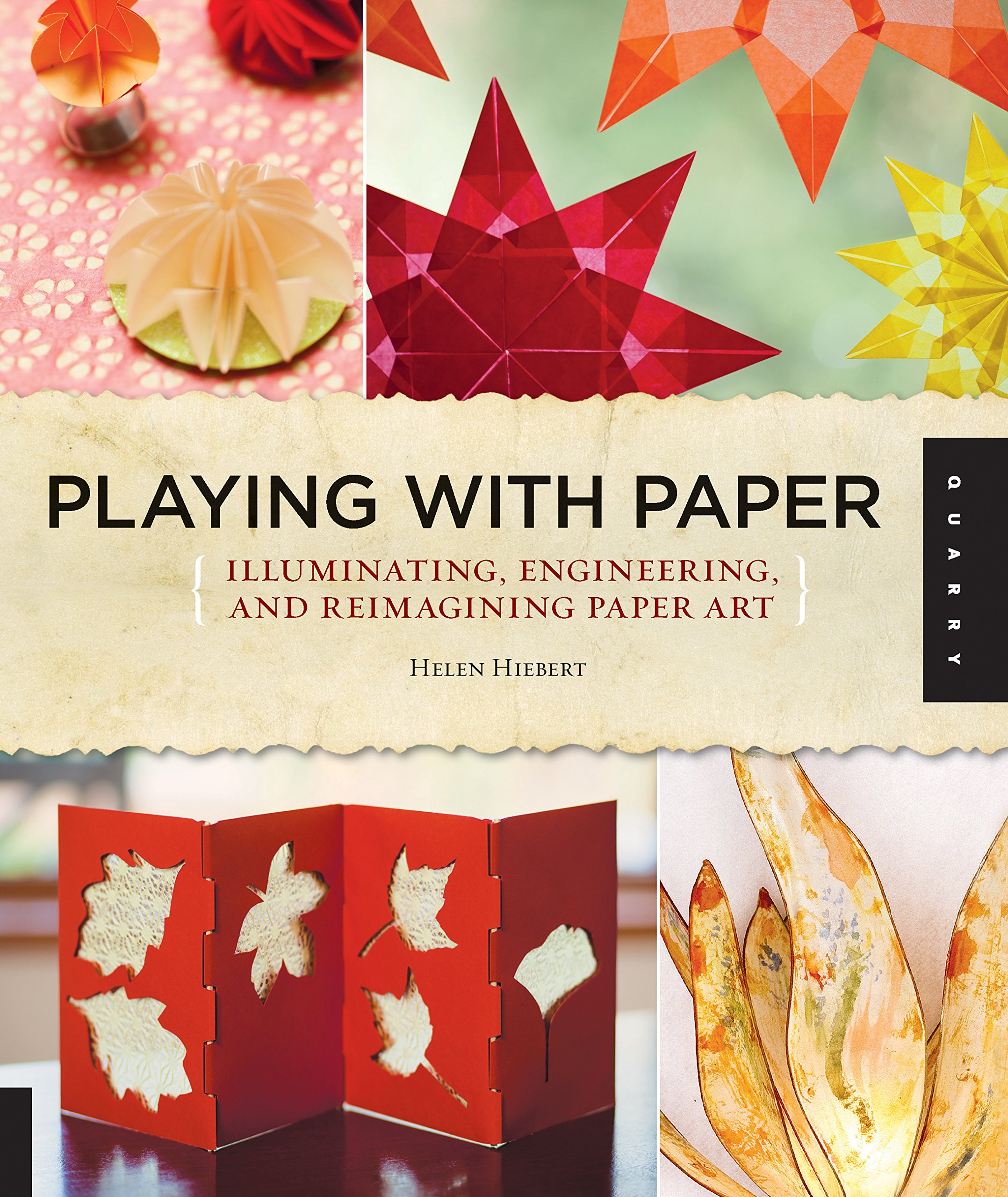 Download Playing with Paper: Illuminating, Engineering, and Reimagining Paper Art ebook