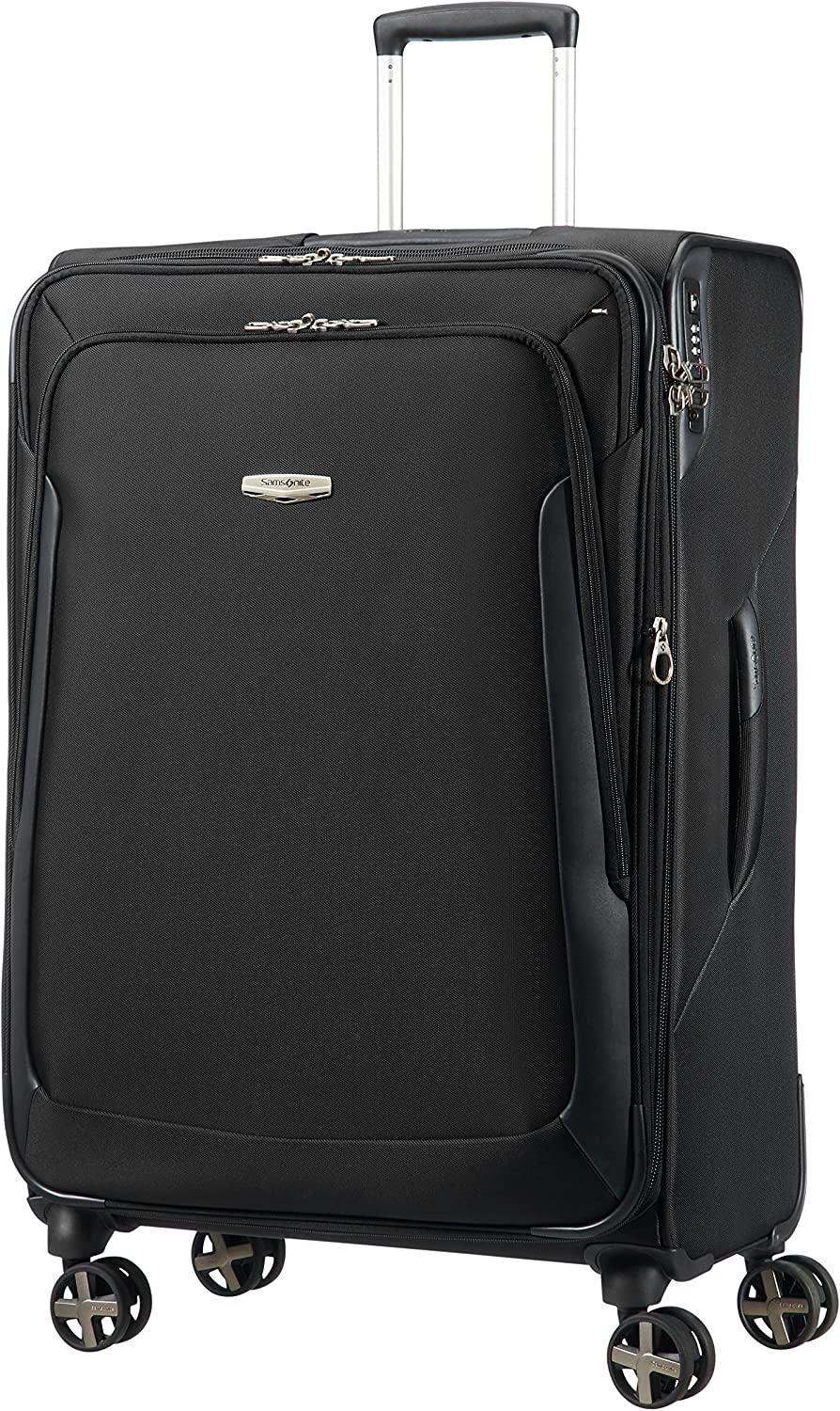 Samsonite  X'Blade 3.0 -  Spinner, Negro (Black), XL (78cm-121L)