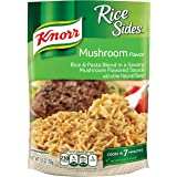 Knorr Rice Sides Rice Side Dish, Mushroom 5.5 oz, (Pack of 12)