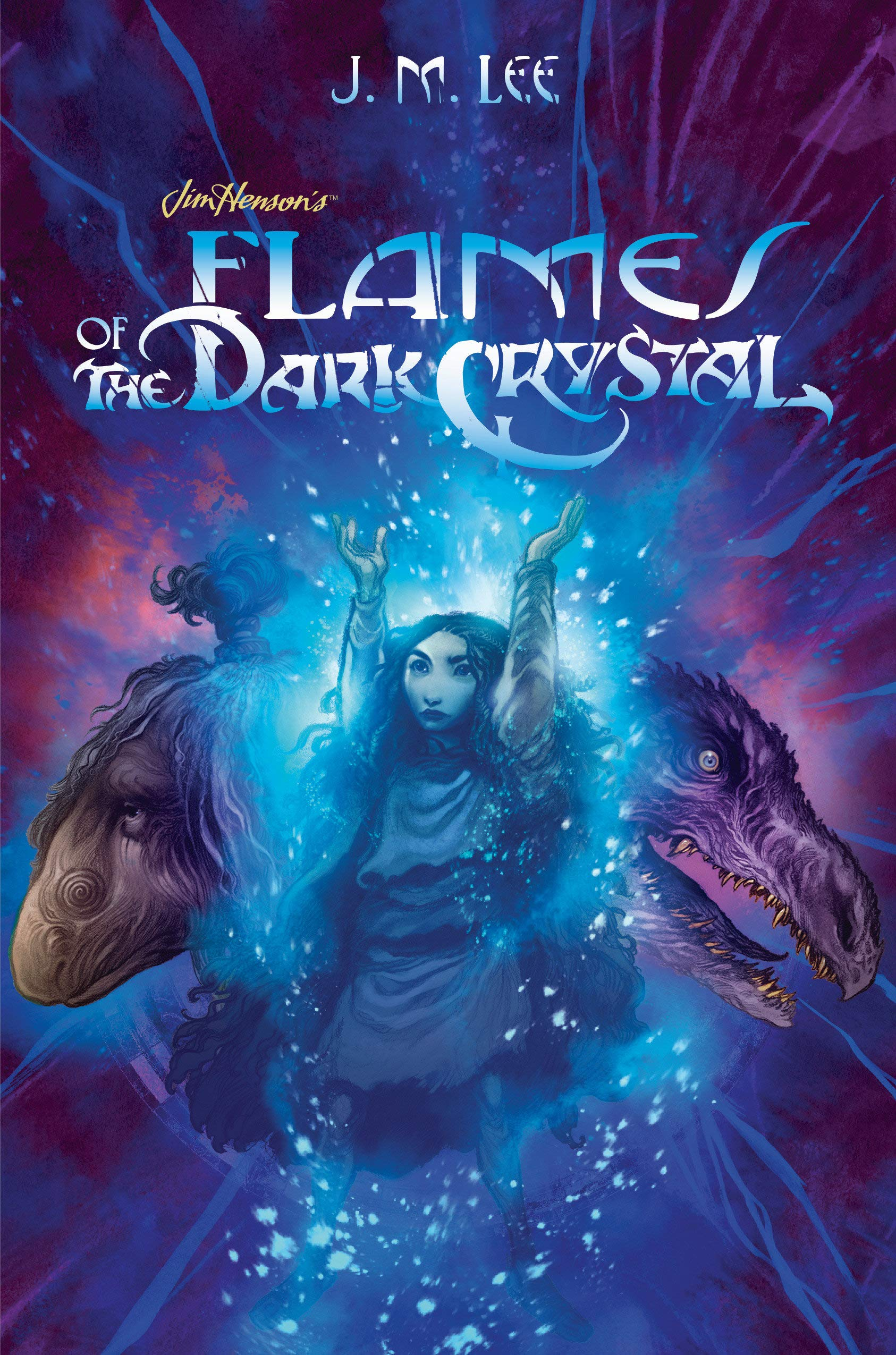 Image result for flame of the dark crystal