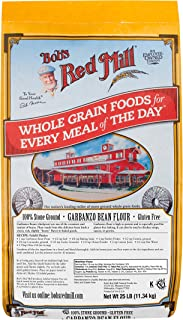 product image for Bob's Red Mill Garbanzo Bean Flour, 25 Pound