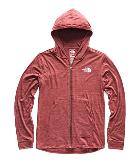 1d8bf96d60 The North Face Men s Americana Tri-Blend Full Zip Hoodie - Cardinal Red  Heather -