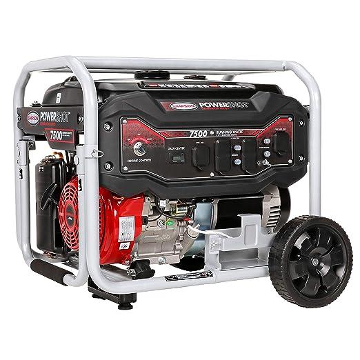 Simpson Cleaning SPG3645 generador de Gas portátil: Amazon.es: Jardín