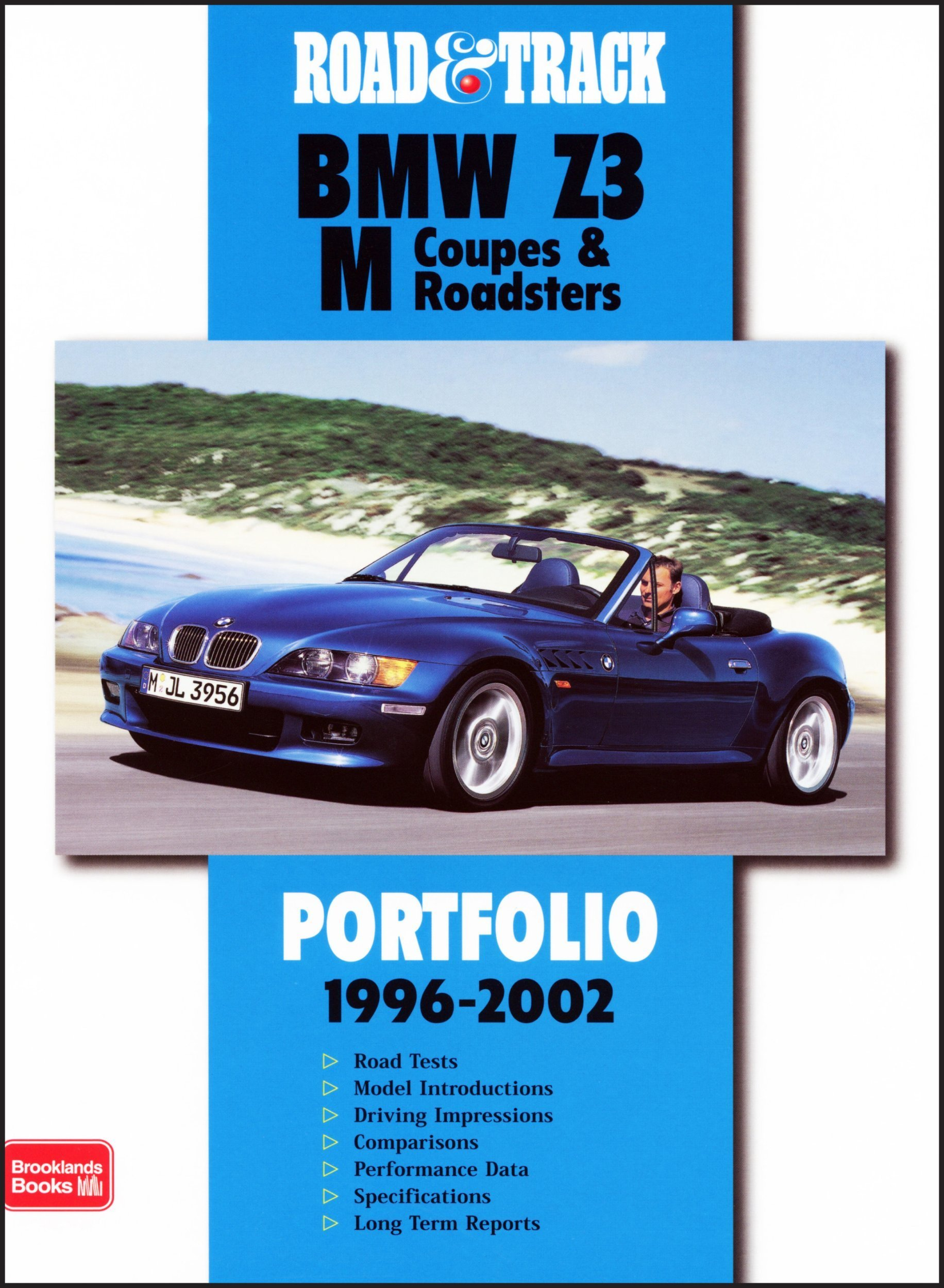Download Road & Track BMW Z3 M Coupes & Roadsters (Road and Track Portfolio) pdf